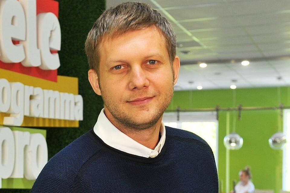 В 38 лет Борис Корчевников по-прежнему один.