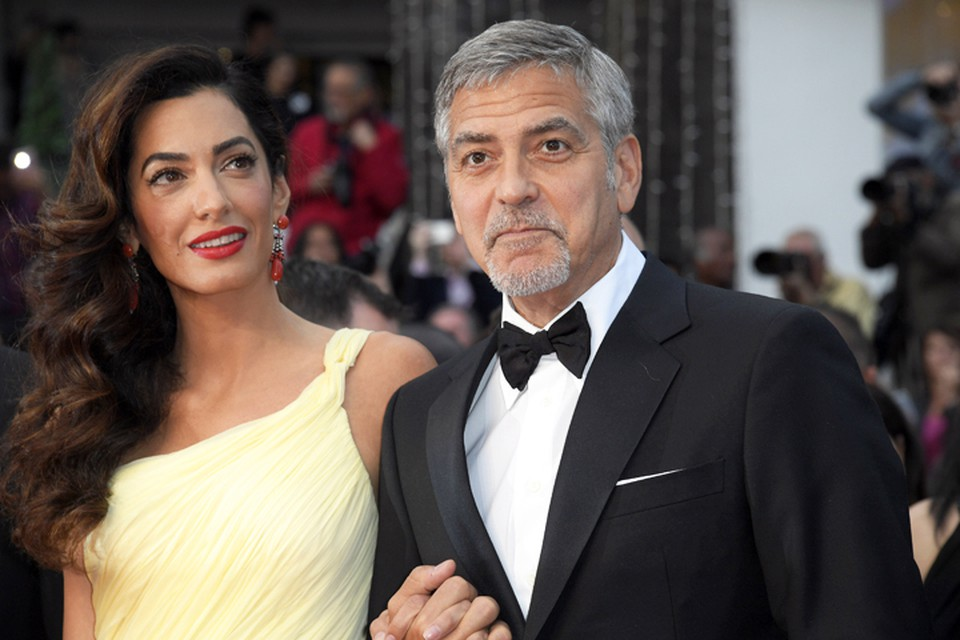 Джордж Клуни был уверен, что никогда не женится. Но потом встретил Амаль.