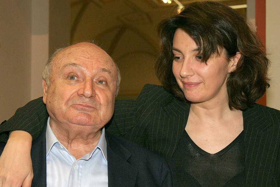 Михаил Жванецкий был счастлив со своей Наташей 30 лет. Они начали жить вместе, когда Наталье было 24 года.