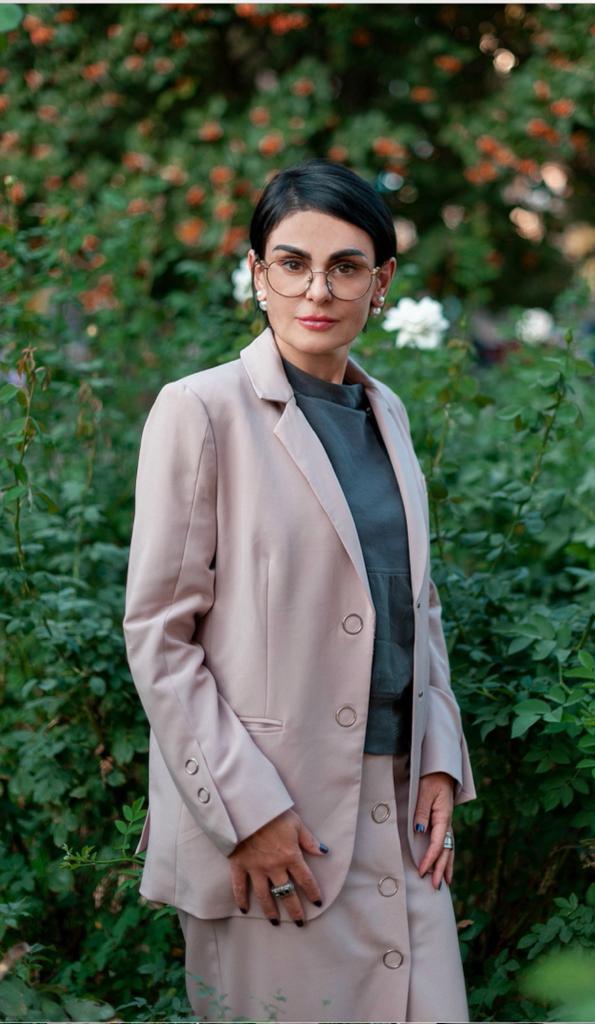 Марьяна Веритакс-Вольская, психолог-психоаналитик.