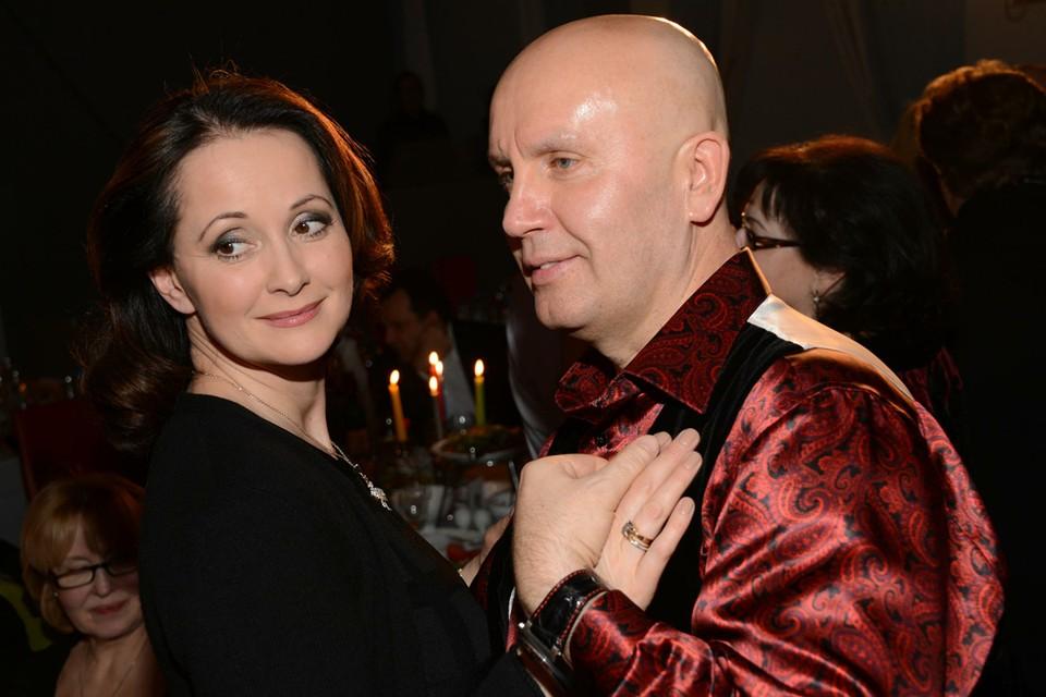 Ольга Кабо и Николай Разгуляев прожили вместе 11 лет.