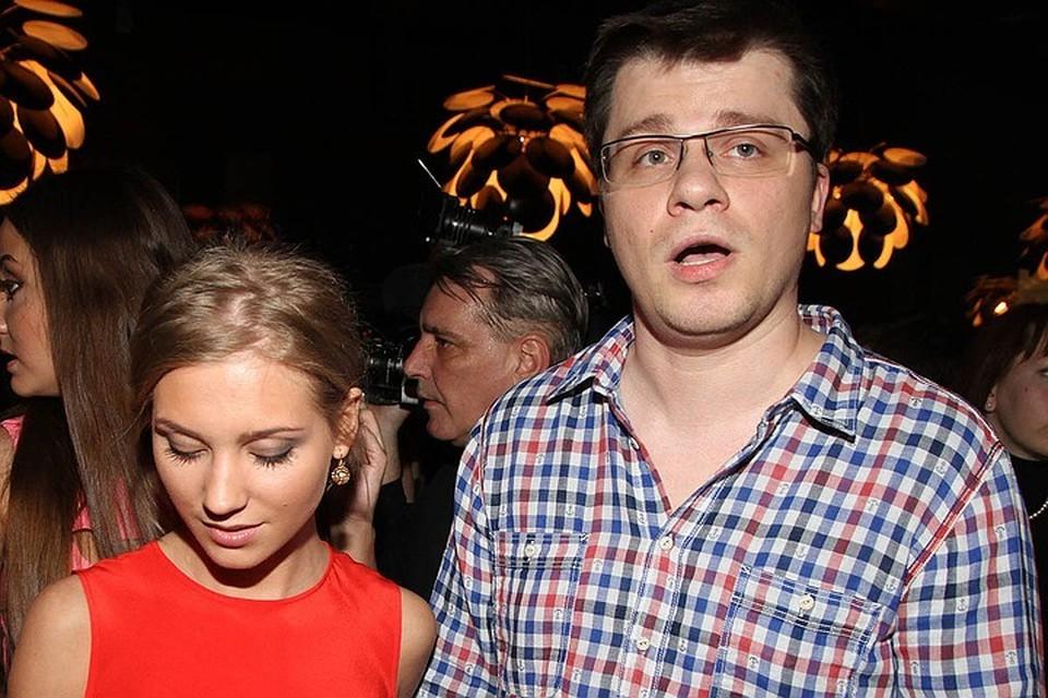 Гарик Харламов и Кристина Асмус приняли решение расстаться год назад.