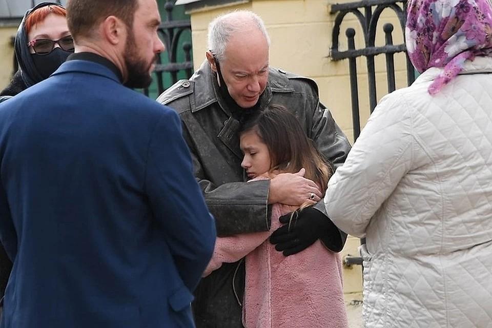 Владимир Конкин сразу заявил, что девочка сиротой не останется