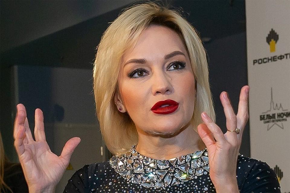 Татьяна Буланова.