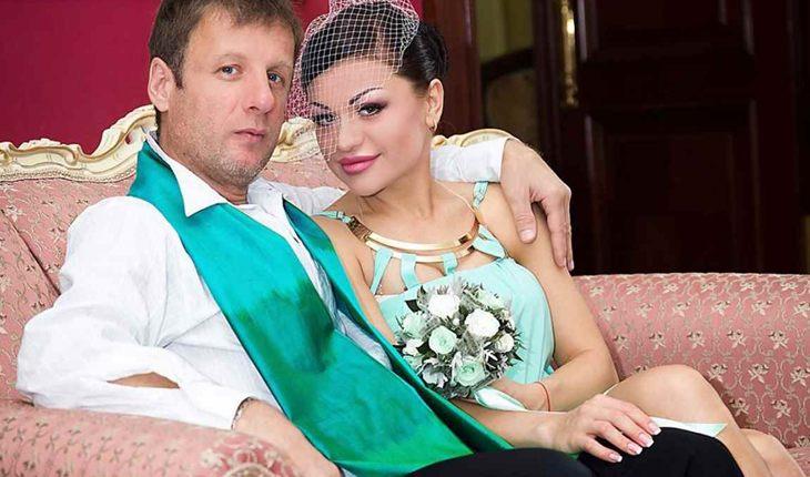Валерий Дидюля и Евгения