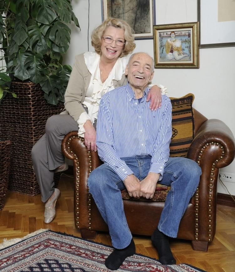 О взаимоотношениях Остроумовой и Гафта много не пишут. Фото: Сергей Миланский