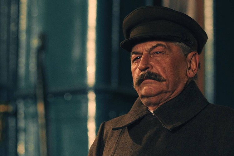 Образ Иосифа Сталина из фильма