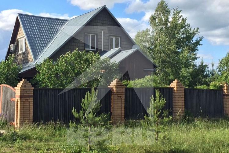 Загородный дом Валентины Легкоступовой. Фото: Авито.