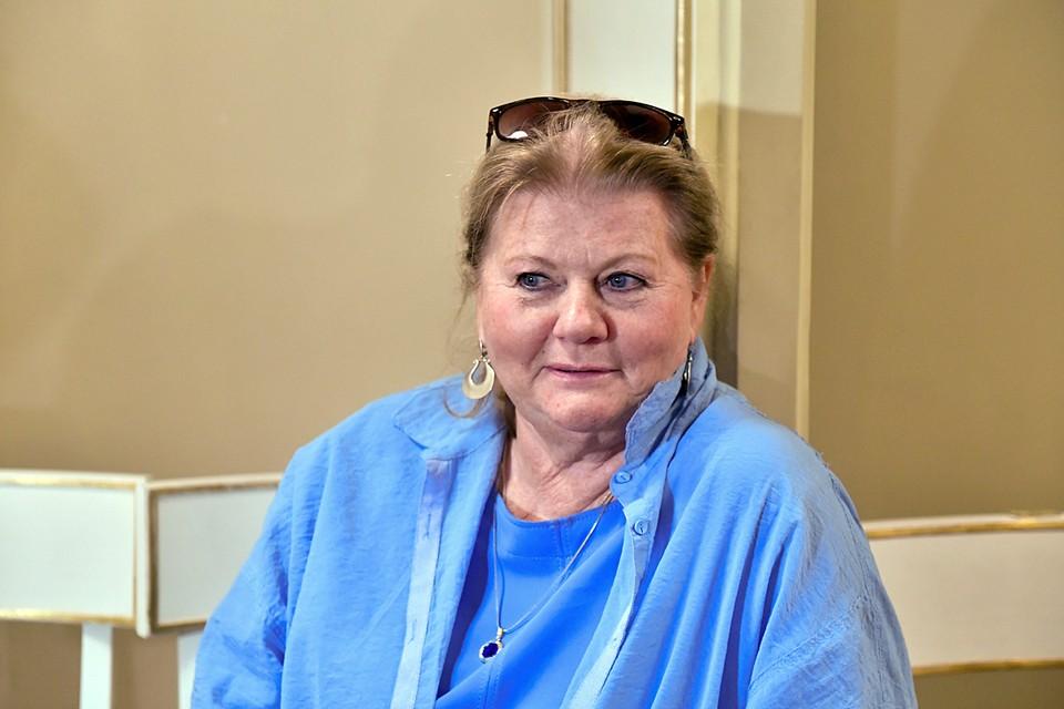 Ирина Муравьева пошла на поправку