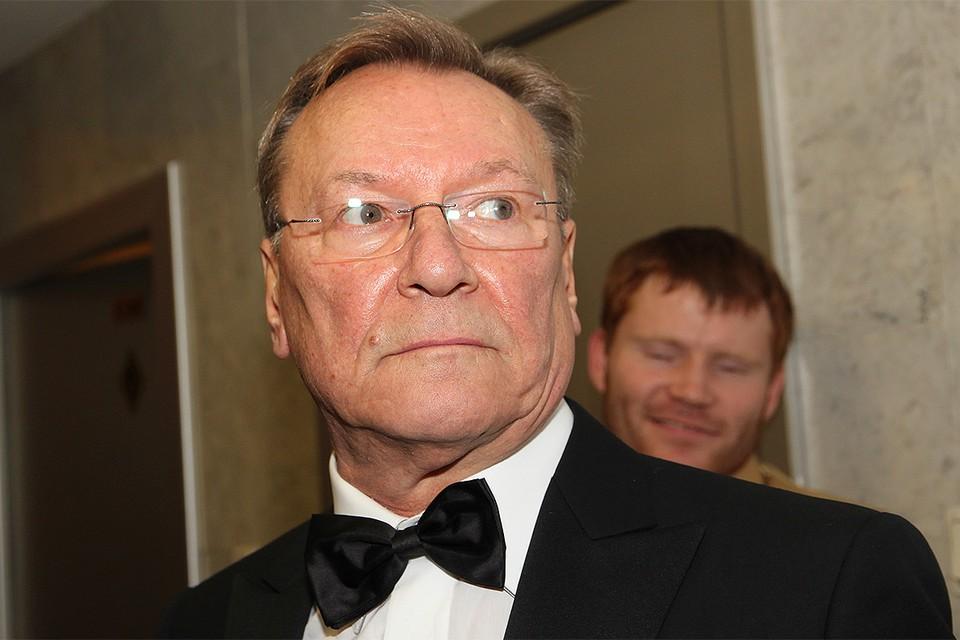 Актер Сергей Шакуров.