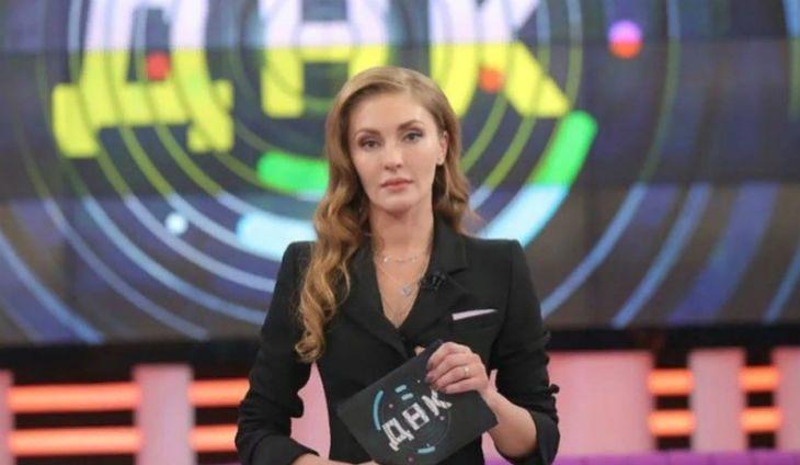 Анна Казючиц стала ведущей ДНК