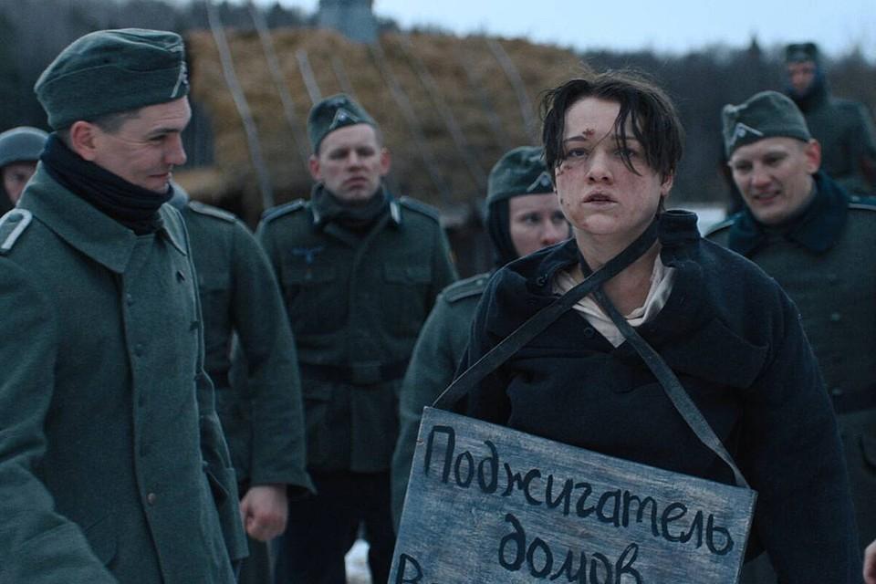 На экраны выйдет фильм о подвиге Зои Космодемьянской