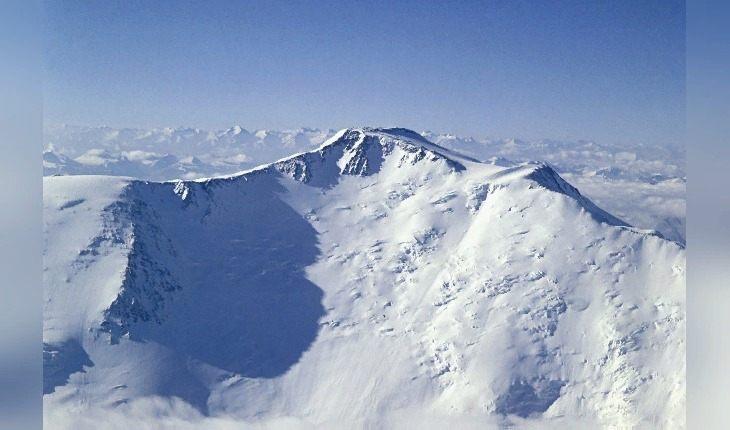 Пик Ленина — вторая по высоте вершина Кыргызстана