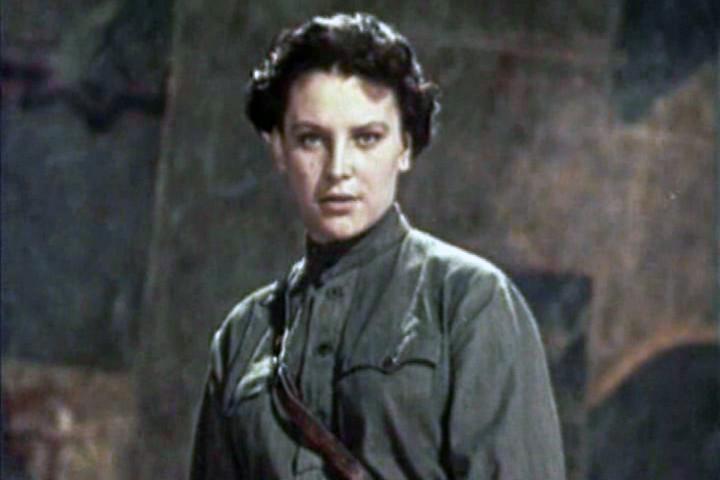 Леждей называли одной из красивейших актрис СССР