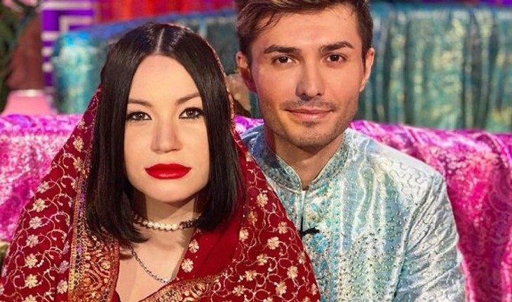 Ида Галич и Алан Басиев