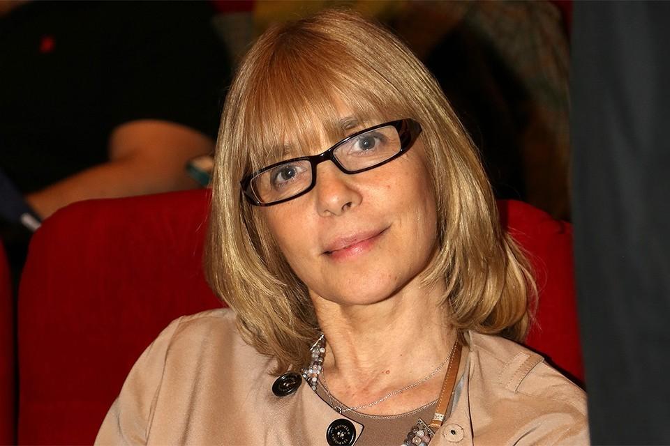 Актриса Вера Глаголева, 2014 г.