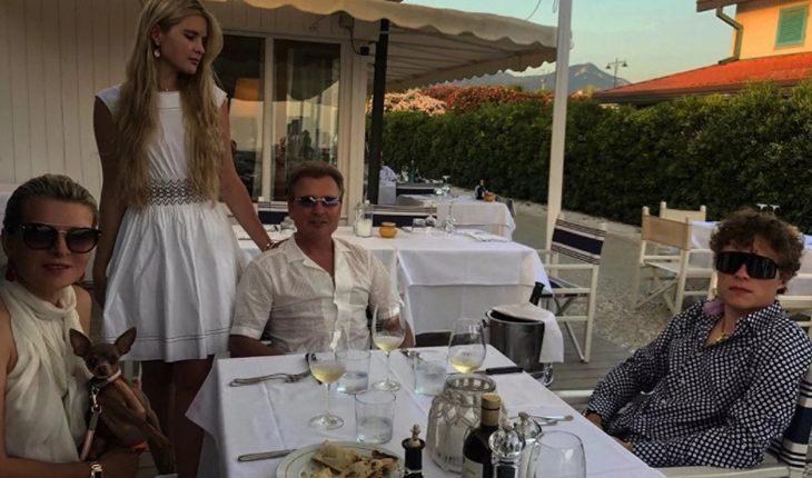 Эмма и Александр Малинины с детьми