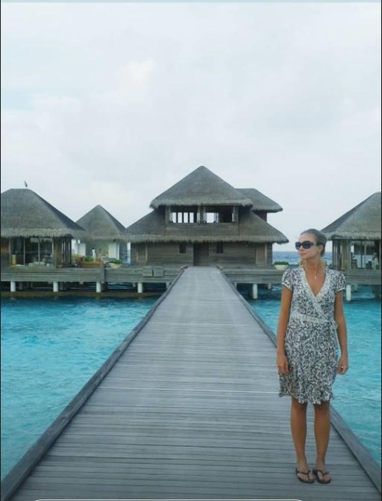 Стоимость виллы на этом курорте стартует от 150 тысяч рублей, но Мария, видимо, решила не экономить на долгожданном отдыхе. Фото: Инстаграм.