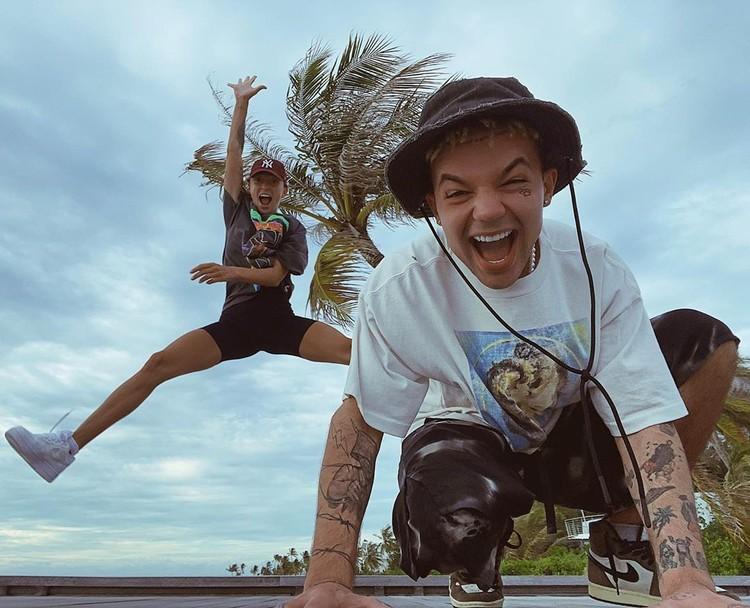 Недавно Ивлеева и Элджей вернулись из отпуска на Мальдивах, где они снимали виллу на роскошном курорте за 750 тысяч рублей в сутки. Фото: Инстаграм.