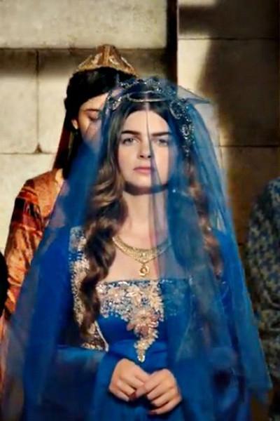 Свадьба Мехримах и Рустема-паши была роскошной