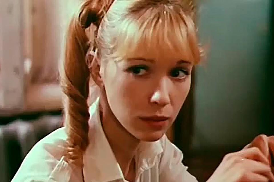 Актриса Марина Левтова