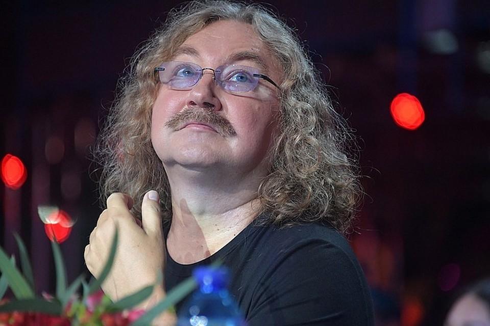 Игорь Николаев.