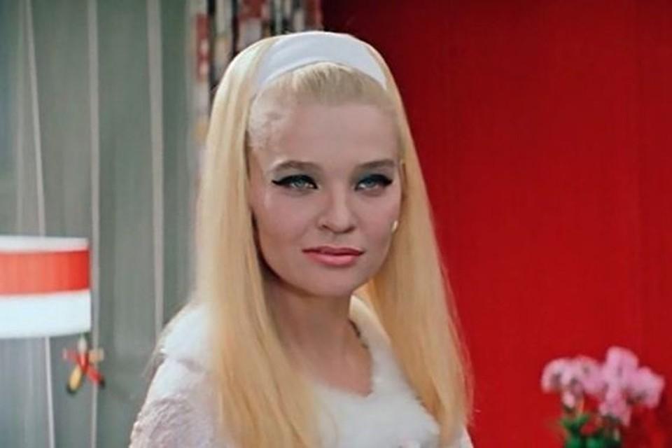 Светлана Светличная в фильме «Бриллиантовая рука», 1968 г.