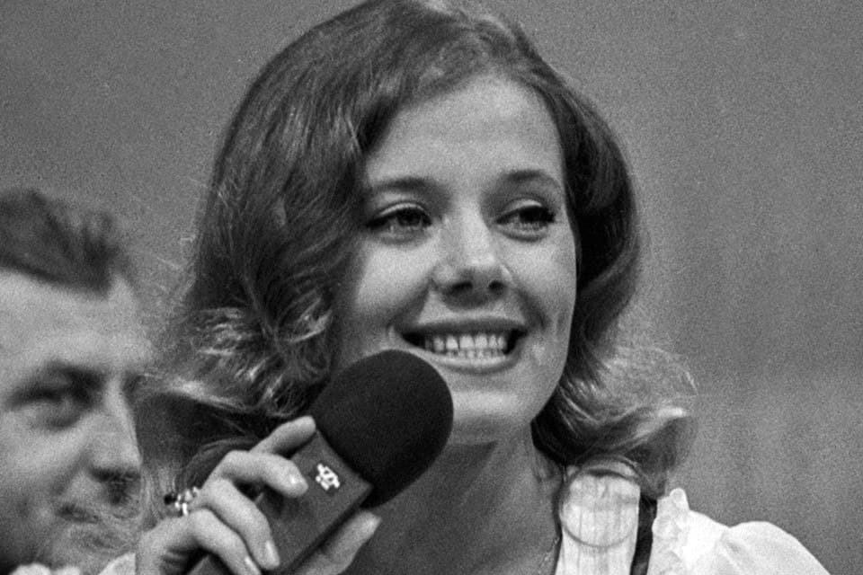 Певица Людмила Сенчина
