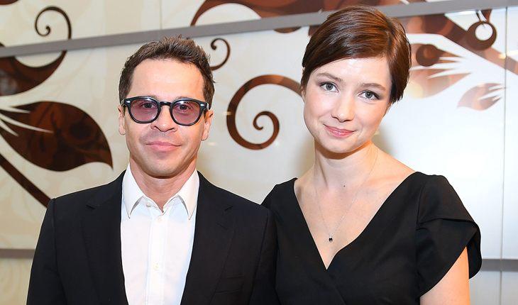 Павел Деревянко и Дарья Мясищева