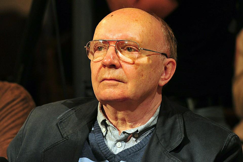 Андрей Мягков умер 18 февраля на 83-м году жизни