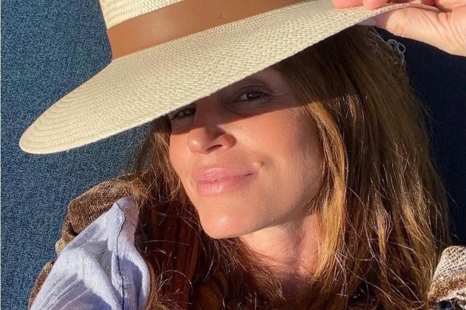 Синди Кроуфорд отметила 55-летие. Фото: Инстаграм.