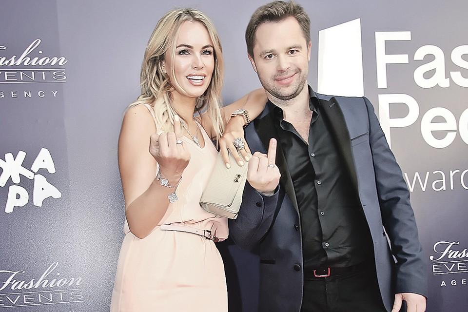 Ирина и Виталий официально расписались в 2017 году, но через два года снова разошлись.