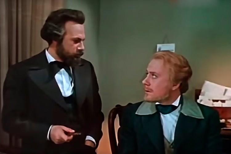 В актерской карьере Андрея Миронова была роль Фридриха Энгельса.