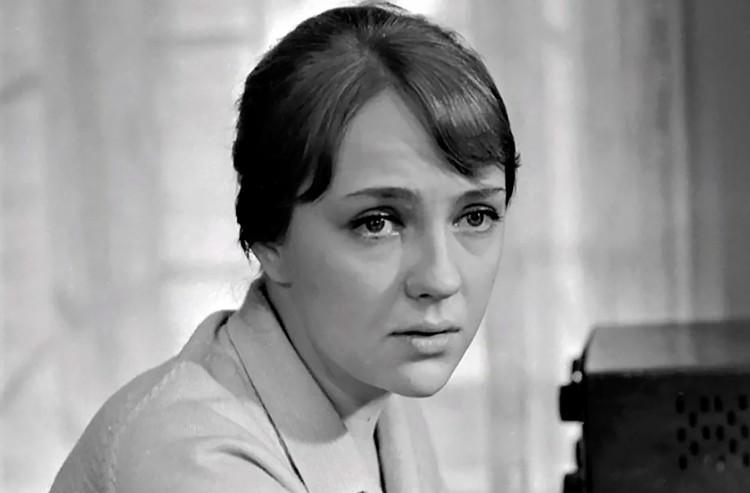 Екатерина Градова в фильме