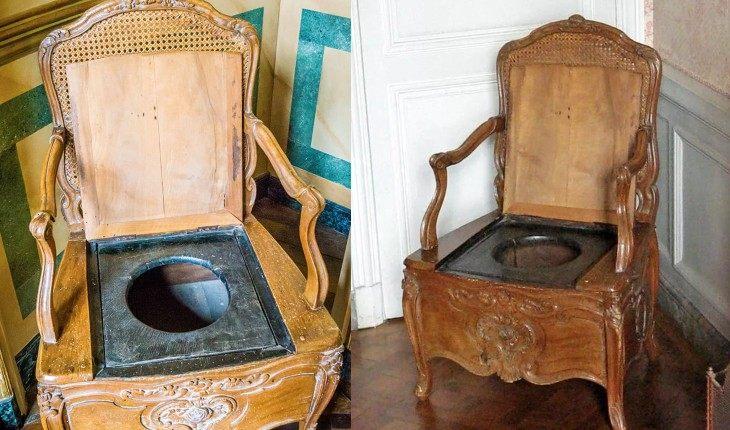 Успехом пользовались и ночные стулья, и вазы