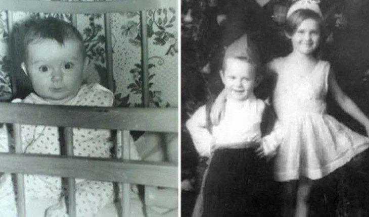 Владимир Жириновский рос с двумя братьями и тремя сестрами