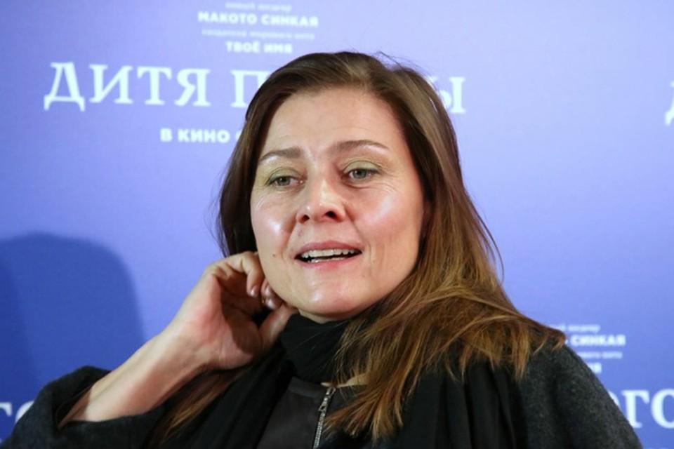 Мария Голубкина.