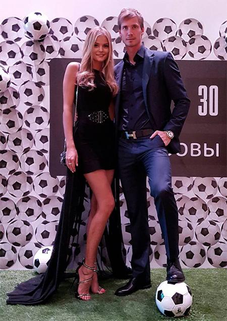 Катя Григорьева и Антон Шунин