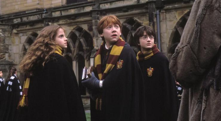 без Джоан мы бы никогда не смогли открыть для себя волшебный мир юного Поттера