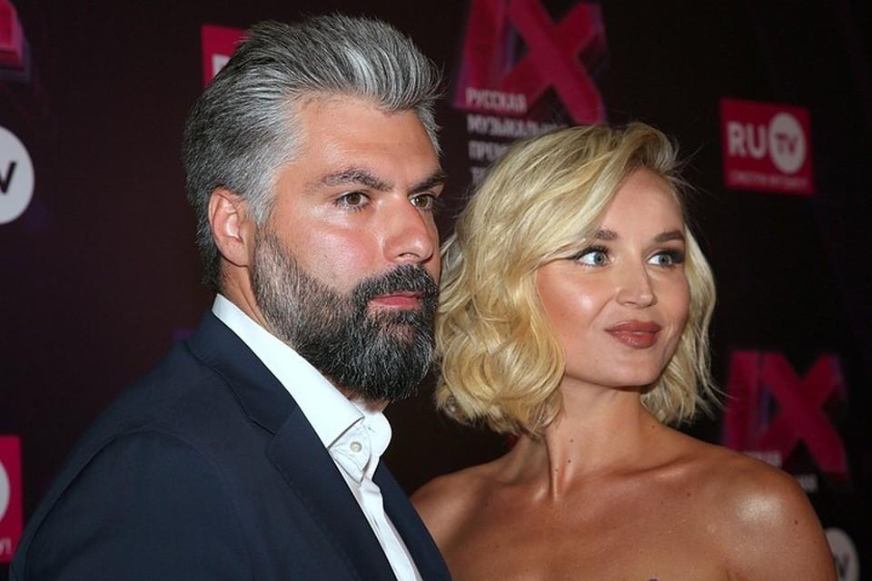 Полина Гагарина и Дмитрий Исхаков воссоединились ради дочки.