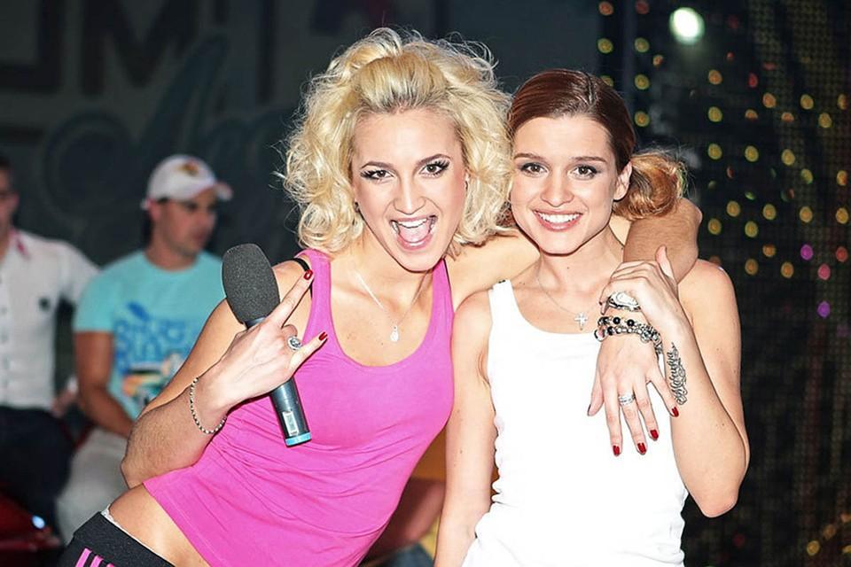 Ольга Бузова и Ксения Бородина на «Доме-2» уже 17 лет.