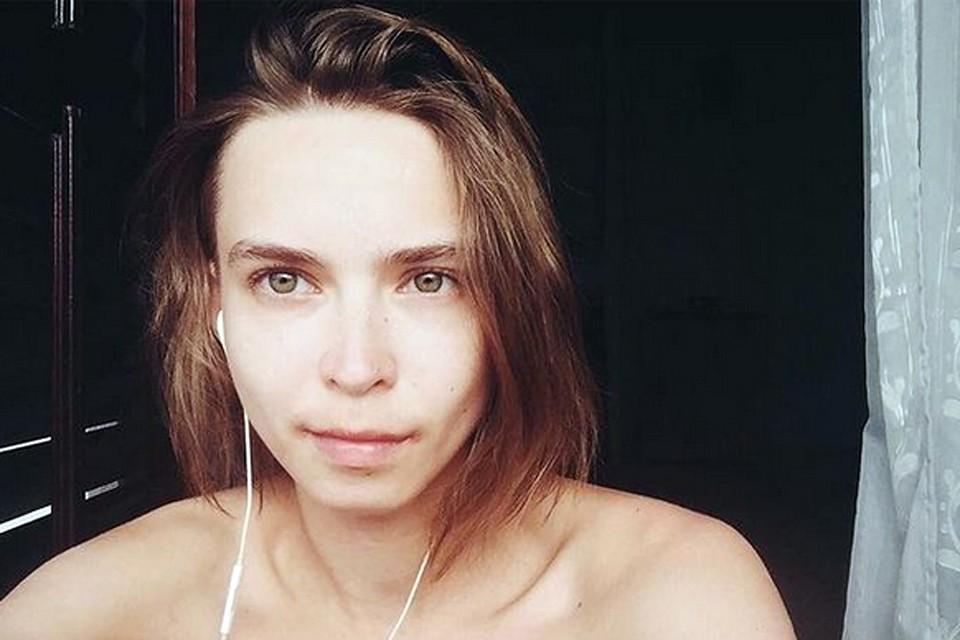 Маруся Зайцева в 2017 году