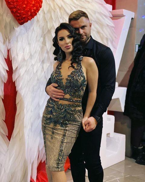 Виктор Литвинов и его жена