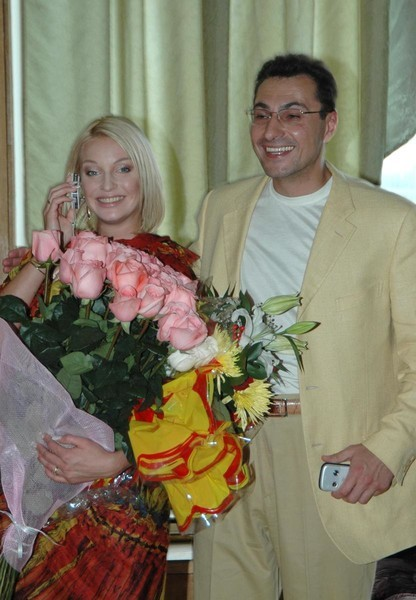 Балерина рассталась с Вдовиным спустя год после рождения дочери