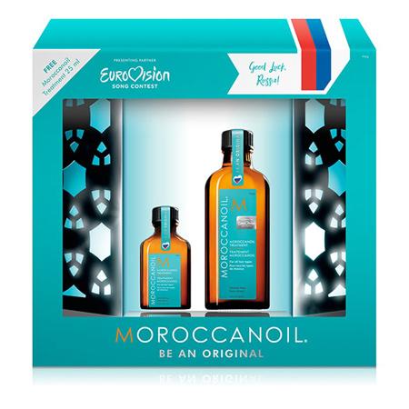 Набор Be an original с Восстанавливающим маслом, Moroccanoil