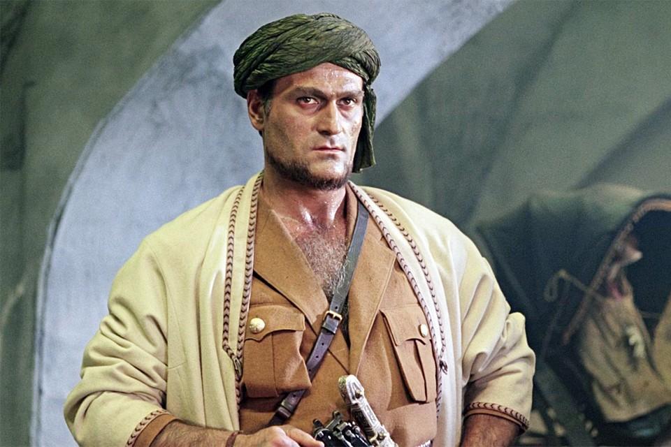 Кахи был «последним из могикан» - исполнителей мужских ролей в легендарной ленте