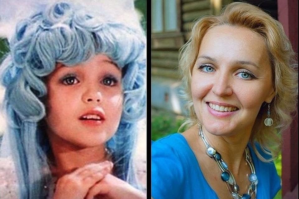 Татьяну Проценко нередко и в жизни называли Мальвиной - по роли, которую она сыграла в детстве.