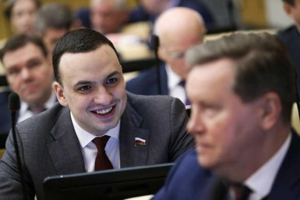 Дмитрий Ионин. Фото: State Duma Russia/ via Globallookpress.com/ www.globallookpress.com