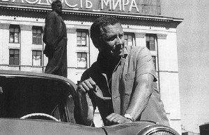 Как выглядели автомобили звезд СССР? (20 фото)