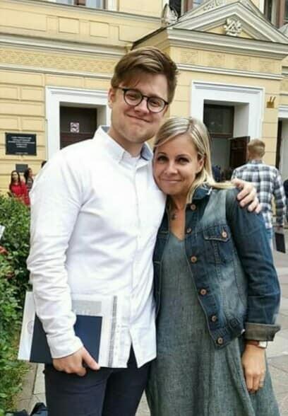 Юлия Курехина стала мамой двоих сыновей